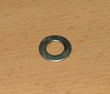 Unterlegscheibe - galvanisch verzinkt / 50 Stück - Vorschau 1