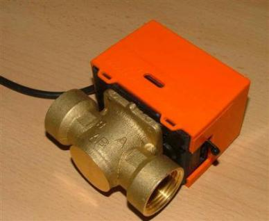 Orkli 2-Wege- und 3-Wege-Motorventil Solar