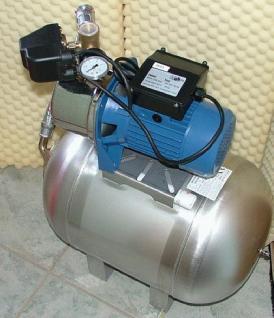 Hauswasseranlage komplett - Vorschau 1