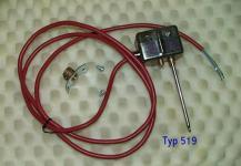 Rauchgasthermostat GTI 700/1// GTI 700/2 + 519