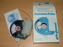 Frostschutzprüfer - Gefo Glycomat für Solar