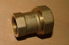PE-Verschraubung IG reduziert - Messing
