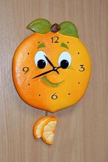 Pendeluhr Orange