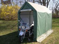 3m Heavy Duty Motorradgarage