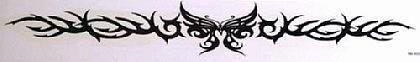 Abziehbild, Tattoo-Band 4