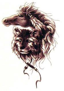 Abziehbild,Motiv Tattoo 26