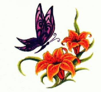Abziehbild,Motiv Tattoo 35 - Vorschau