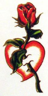 Abziehbild,Motiv Tattoo 38 - Vorschau