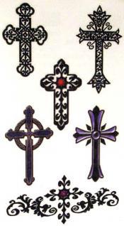 Abziehbild,Motiv Tattoo 49