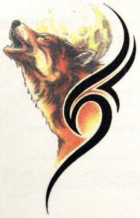 Abziehbild,Motiv Tattoo 59 - Vorschau