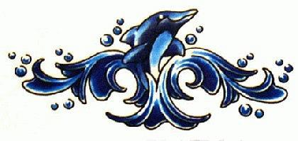 Abziehbild,Motiv Tattoo 72