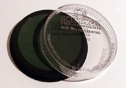 Bodypainting-Farbe, dunkelgrün - Vorschau