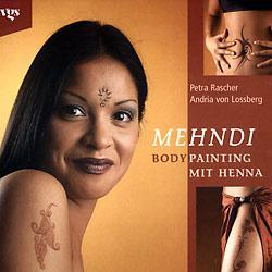 Mehndi - Bodypainting mit Henna, Buch - Vorschau