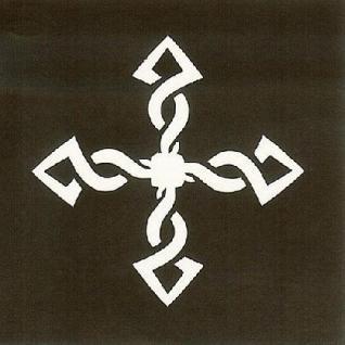 Henna Bodypainting Schablone , Mehndi Motiv 140