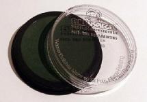 Bodypainting-Farbe, dunkelgrün