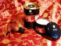 Shunga Exotic Fruits essbarer Körperpuder