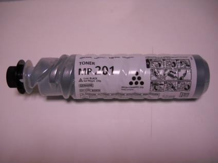 Original Toner, MP 201, Art.-Nr. 842024, für Ricoh Aficio 1515, MP 161, 171 mpf, Infotec IS 2215, 2416, mpf , Nashuatec, Gestetner, Rex Rotary DSm 415, MP 161, 171, 201, Lanier LD 015, MP 161, mpf
