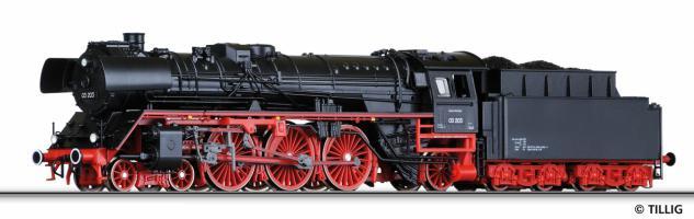 Tillig 02145 Dampflokomotive BR 03 DR