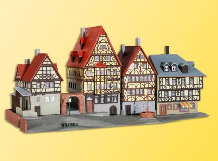 Kibri 37102 Marktplatz Miltenberg