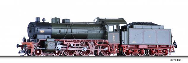Tillig 02022 Dampflokomotive P8 KPEV