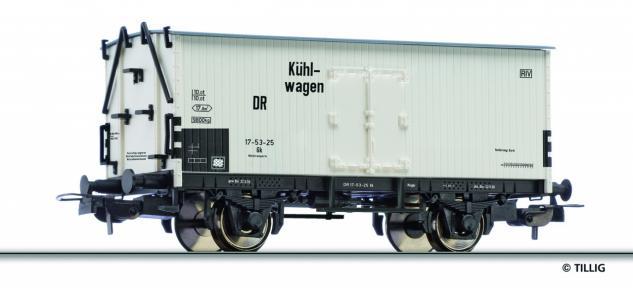 Tillig 76628 Kühlwagen der DR
