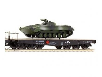 Tillig 01676 Panzertransport