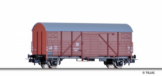 Tillig 76664 Gedeckter Güterwagen DR