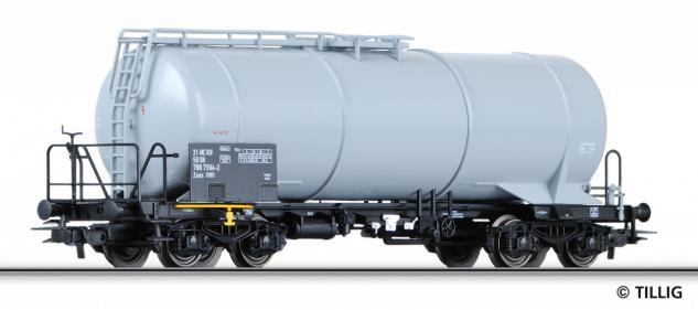 Tillig 76496 Leichtölkesselwagen DR