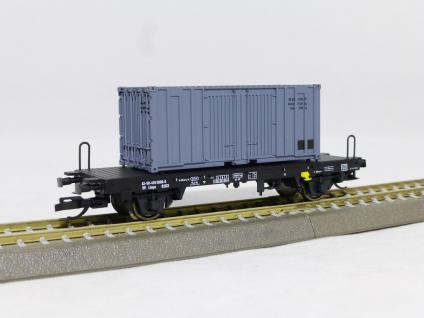 Hädl 113085 Containertragwagen der DR