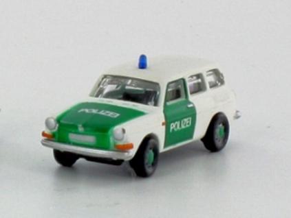 Lemke Minis LC4111 VW 1600 Polizei