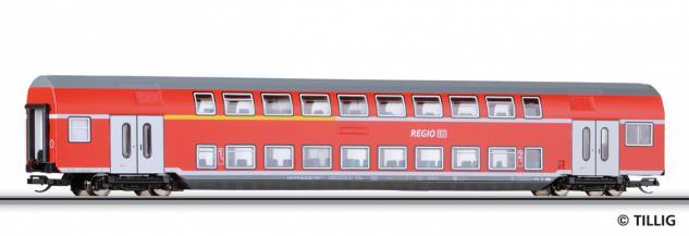 Tillig 13803 Doppelstockwagen 1.u.2. Klasse
