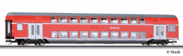 Tillig 13800 Doppelstockwagen 2. Klasse - Vorschau 1