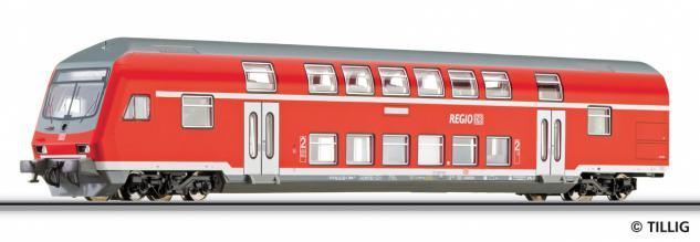 Tillig 13802 Doppelstock-Steuerwagen - Vorschau 1