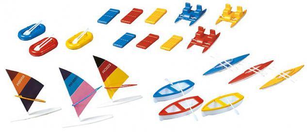 Faller 130283 Boote und Surfbretter