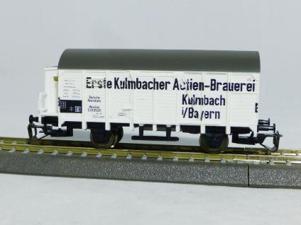Tillig 14371 Brauereiwagen Kulmbacher