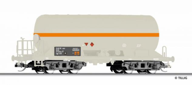 Tillig 15001 Gaskesselwagen DR