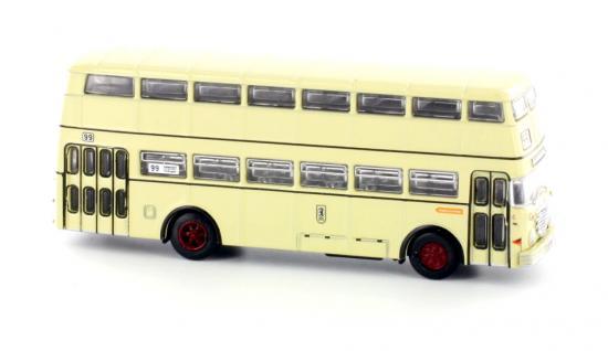 Lemke Minis LC4403 Doppeldeckerbus BVG - Vorschau 1