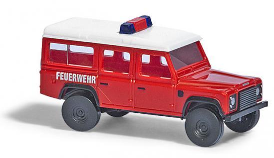 Busch 8375 Land Rover Defender Feuerwehr