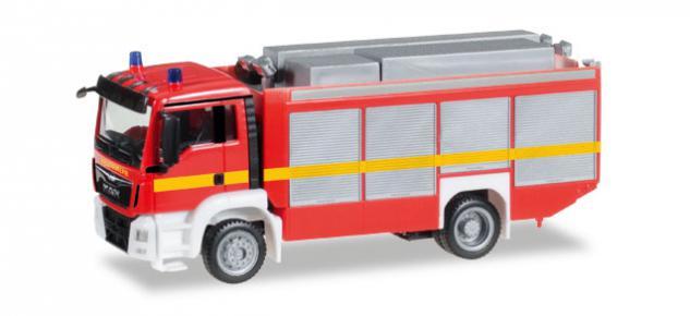 Herpa 091077-002 MAN TGS Rüstwagen