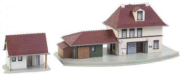 Faller 232524 Bahnhof Gutach