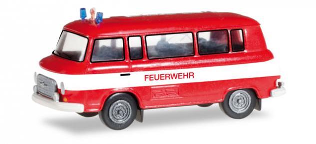 Herpa 066464 Barkas B1000 Feuerwehr