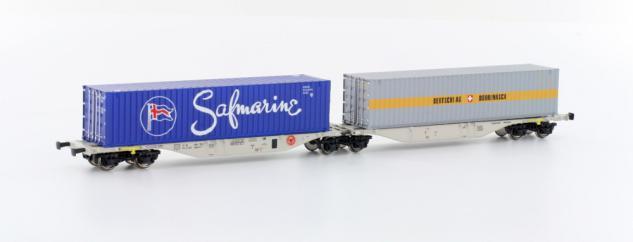 Hobbytrain H70503 Containertragwagen AAE