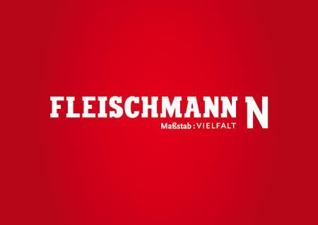 Fleischmann 723006 Diesellok V 100 DB - Vorschau 2