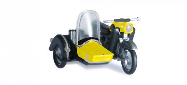 Herpa 053433-003 MZ 250 mit Seitenwagen