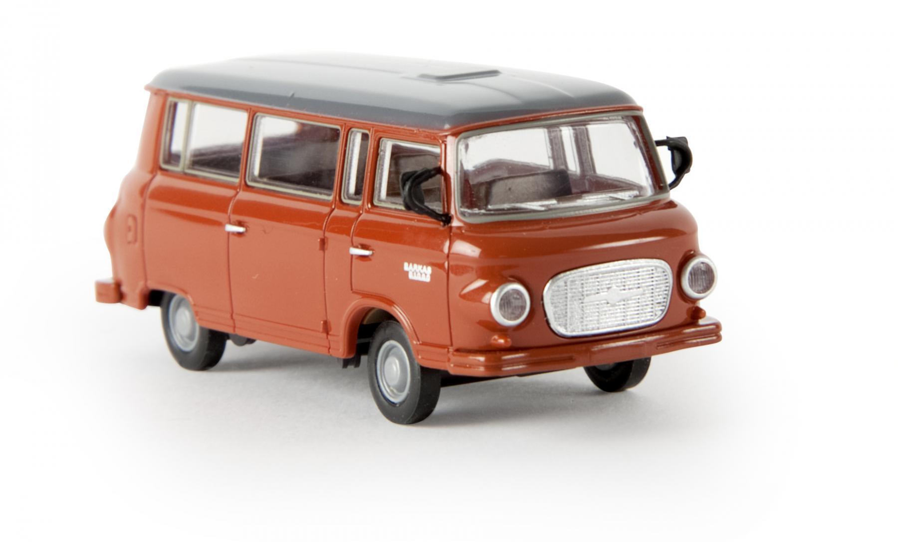 brekina 30040 barkas b1000 bus kaufen bei modelleisenbahnladen saase leuteritz gbr. Black Bedroom Furniture Sets. Home Design Ideas