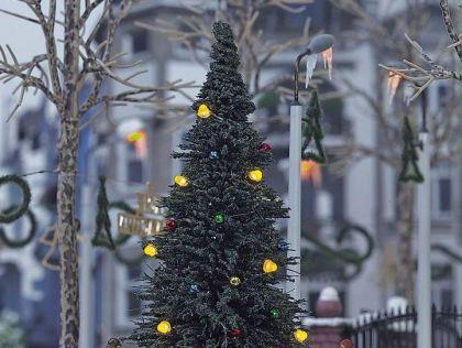 busch 5413 beleuchteter weihnachtsbaum kaufen bei. Black Bedroom Furniture Sets. Home Design Ideas