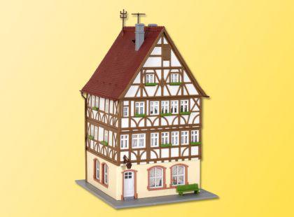 Kibri 38903 fachwerkhaus am markt kaufen bei for Aufbau fachwerkhaus