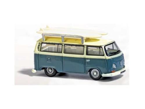 busch 200692523 vw bulli bus kaufen bei modelleisenbahnladen saase leuteritz gbr. Black Bedroom Furniture Sets. Home Design Ideas
