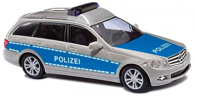 busch 43661 mercedes benz c klasse polizei kaufen bei. Black Bedroom Furniture Sets. Home Design Ideas