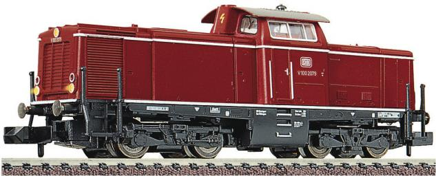 Fleischmann 723006 Diesellok V 100 DB - Vorschau 1